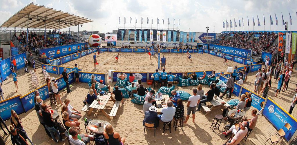 NK beachvolleybal 2017